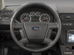 2007 Ford Fusion 4-door Sedan V6 SEL FWD Steering Wheel