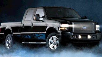 2007 Ford Super Duty F-250 Harley-Davidson