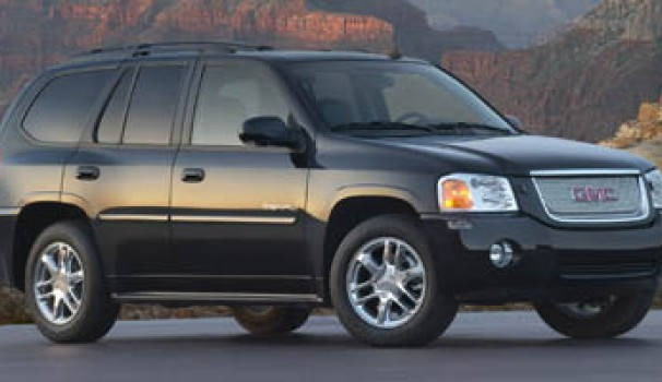 2007 GMC Envoy Review, Ratings, Specs, Prices, And Photos