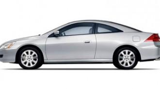 2007 Honda Accord Cpe LX