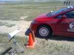 2007 Honda Civic Si at Colorado Region RallyCross event