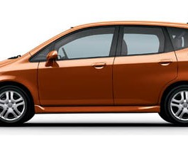 2007 Honda Fit Sport