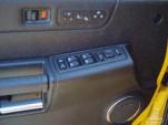 2007 HUMMER H2 4WD 4-door SUV Door Controls