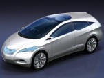 2007 Hyundai i-Blue fuel cell concept