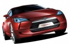 Hyundai's Sporty Veloster Coupe Concept