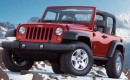 2007 Jeep Wrangler X