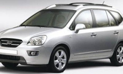 2007 Kia Rondo Photos