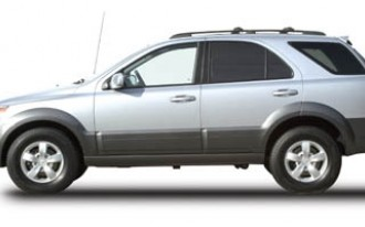 2007 2008 kia sorento suvs recalled for airbag sensor fault. Black Bedroom Furniture Sets. Home Design Ideas