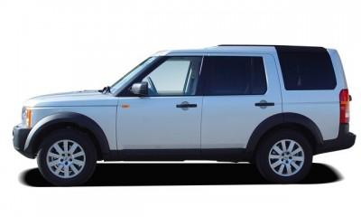 2009 Land Rover LR3 Photos