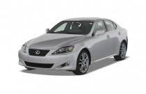 2007 Lexus IS 250 4-door Sport Sedan Auto RWD Angular Front Exterior View
