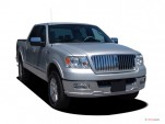 "2007 Lincoln Mark LT 4WD Supercrew 139"" Angular Front Exterior View"