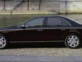 2007 Maybach 57 