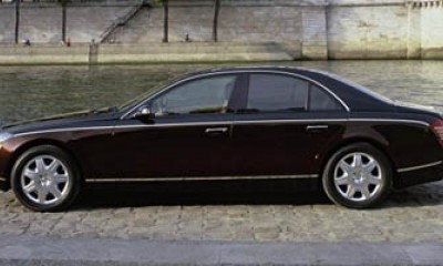 2007 Maybach 57 Photos