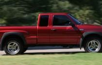 2007 Mazda B-Series 4WD Truck