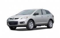 2007 Mazda CX-7 AWD 4-door Touring Angular Front Exterior View