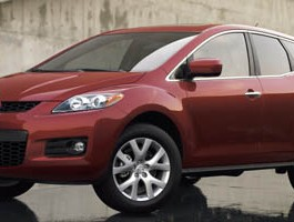 2007 Mazda CX-7 Sport