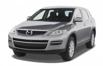 2007 Mazda CX-9 2WD 4-door Touring Angular Front Exterior View