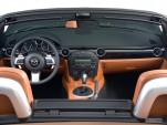 2007 Mazda MX-5 Miata 2-door Convertible Manual Grand Touring Dashboard