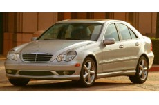 2007 Mercedes Benz C Class 2.5L Sport RWD