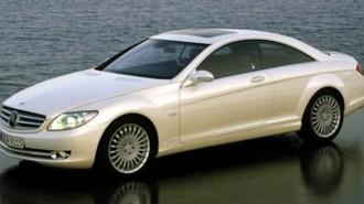 2007 Mercedes Benz CL Class 5.5L V8
