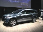 2007 Mercedes-Benz GL-Class