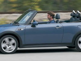2007 MINI Cooper Convertible S
