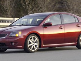 2007 Mitsubishi Galant DE