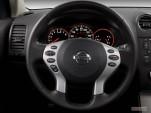 2007 Nissan Altima 4-door Sedan I4 CVT 2.5S Steering Wheel