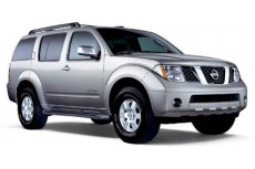 2007 Nissan Pathfinder SE Off Road