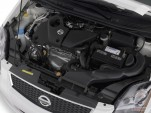 2007 Nissan Sentra 4-door Sedan Manual SE-R Spec V Engine