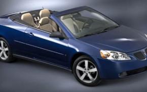 GM Recalls 2006-2007 Chevrolet Malibu, Malibu Maxx, And Pontiac G6 For Steering Problem