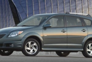 2003-2007 Pontiac Vibe Added To Long, Long List Of Takata-Related Recalls