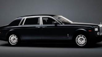 2007 Rolls-Royce Phantom EWB