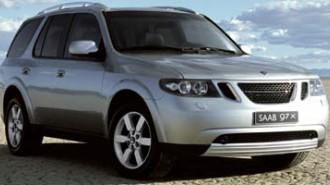 2007 Saab 9-7X I6
