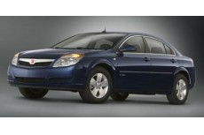 2007 Saturn Aura Green Line