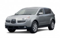 2007 Subaru B9 Tribeca AWD 4-door 5-Pass Gray Int Angular Front Exterior View
