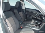 2007 Subaru Legacy Sedan 4-door H4 AT Front Seats