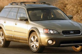 2007 Subaru Legacy Wagon Outback R LL Bean