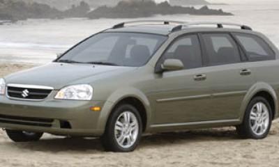 2007 Suzuki Forenza Photos