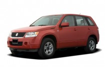 2007 Suzuki Grand Vitara 4WD 4-door AT Angular Front Exterior View