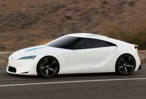 Report: Toyota's Supra Replacement To Go Hybrid For 2011 Launch