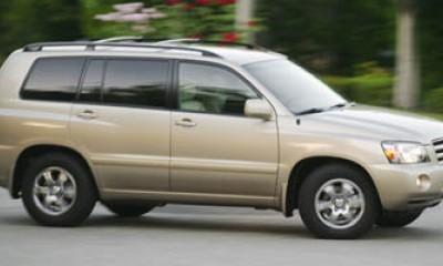 2007 Toyota Highlander Photos