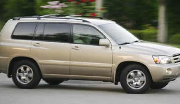 2007 toyota highlander review ratings specs prices and. Black Bedroom Furniture Sets. Home Design Ideas