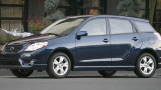 2007 Toyota Matrix STD