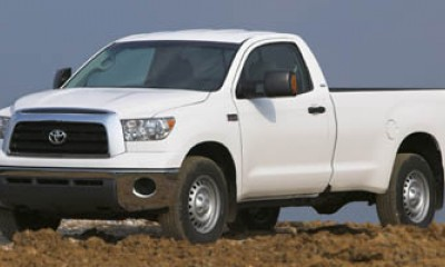 2007 Toyota Tundra Photos