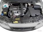 2007 Volvo S60 4-door Sedan 2.5L Turbo AT FWD Engine