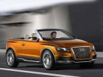 2007 Audi Cross Cabriolet quattro Concept