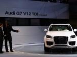 2007 Audi Q7 V12 TDi concept, Detroit Auto Show