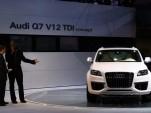 2007 Audi Q7 V12 TDi concept, Detroit Auto Show