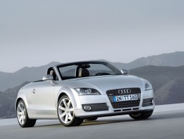 2007 Audi TT Roadster